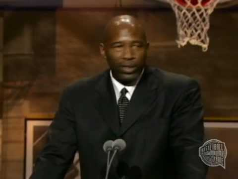 James A. Worthy's Basketball Hall of Fame Enshrinement Speech
