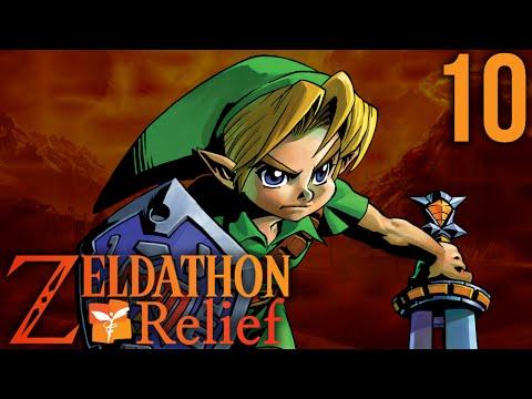 Zeldathon Relief - Game 10 - Majora's Mask