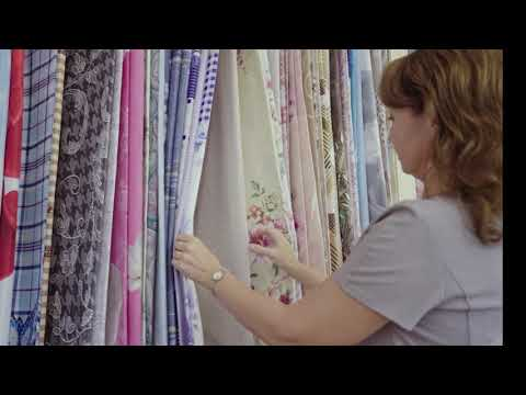 Новое видео о фабрике домашнего текстиля Арт дизайн