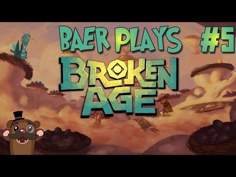 Baer Plays Broken Age (Pt. 5) - PLOT TWIST