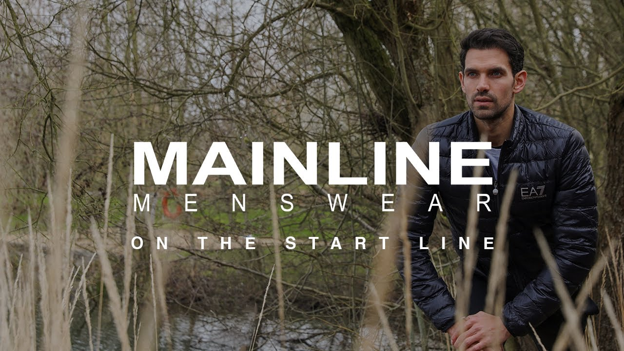On the Start Line | Mainline Menswear