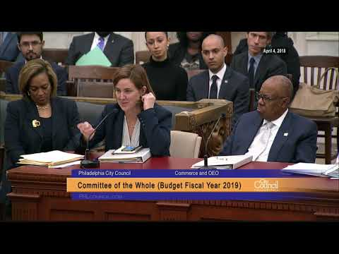 FY2019 Budget Hearing - Commerce Department 4-4-2018