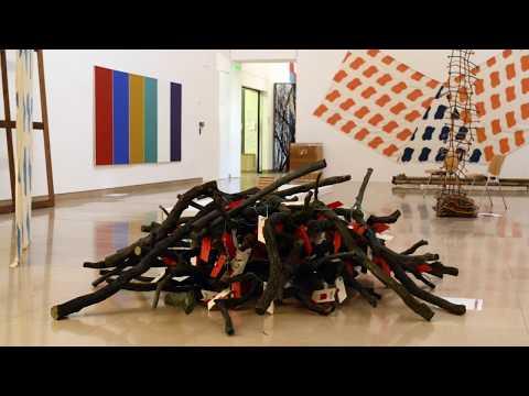 Exposition Supports/surfaces   Carré d'Art - Musée, Nîmes