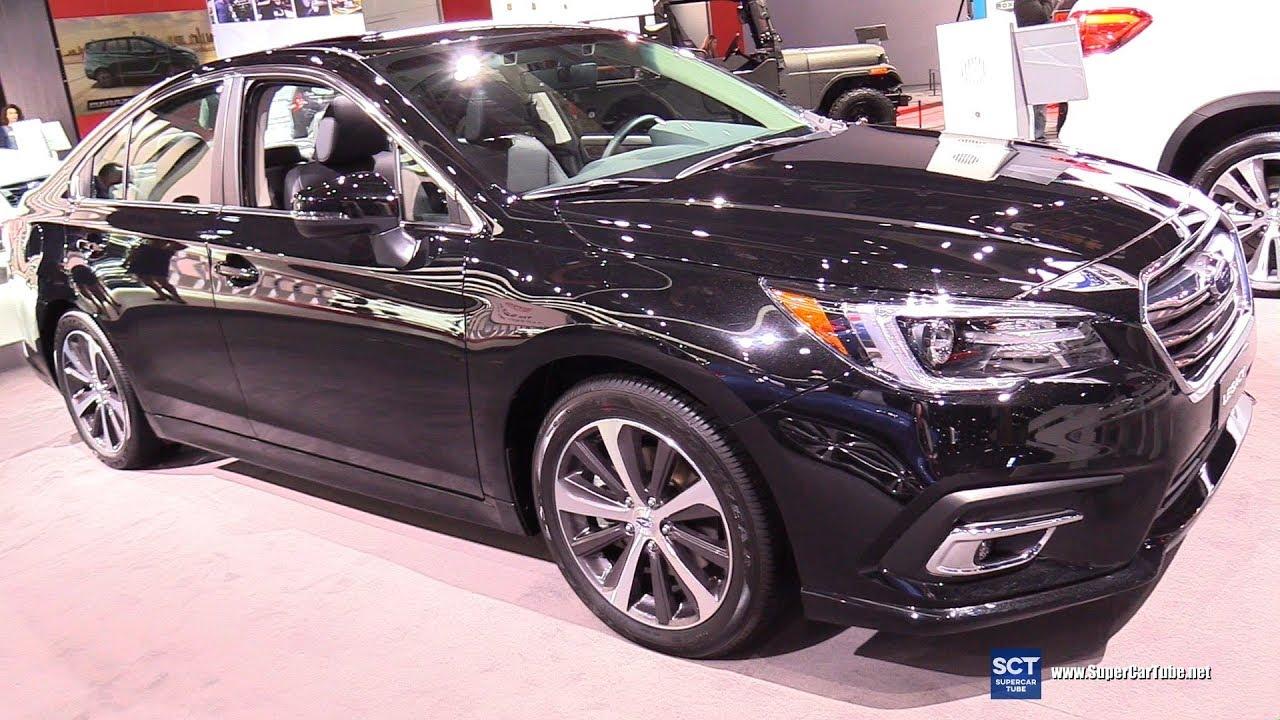 Khám phá mẫu xe Subaru Legacy