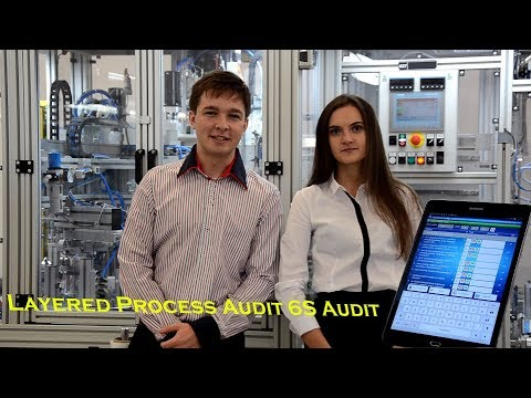 Layered Process Audit Android App 6S Audit (Chinese \u0026 English subtitles)