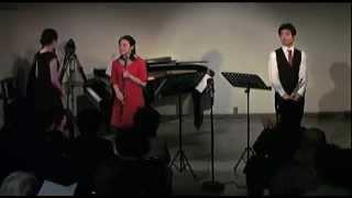 C ボリング Fl.とJAZZ Pf.トリオのための組曲第1番より第1曲 Baroque and Blue