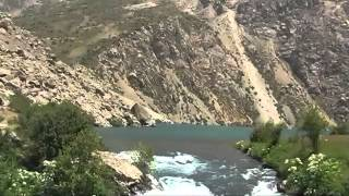 Долина 7 озер Маргузорские озера Таджикистан