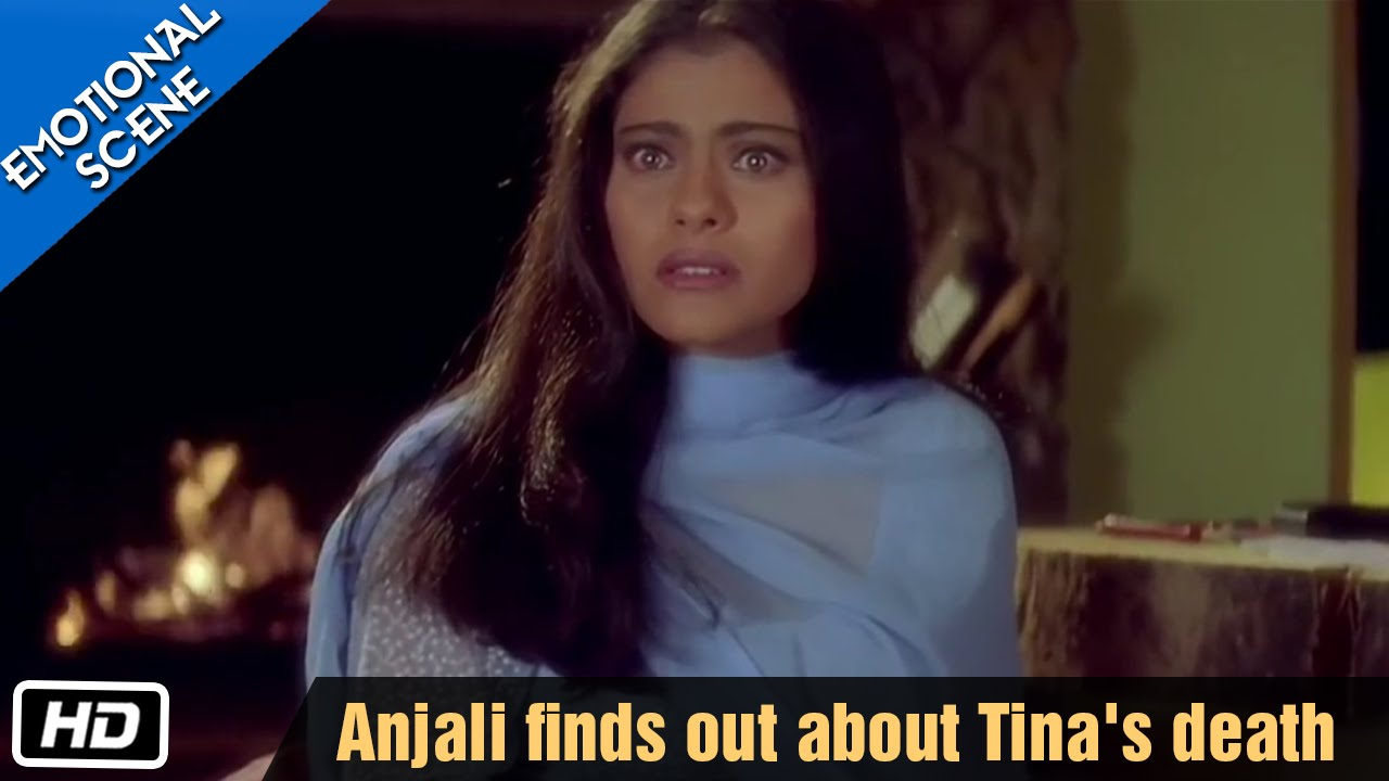 Anjali Finds Out About Tina S Death Kuch Kuch Hota Hai Emotional