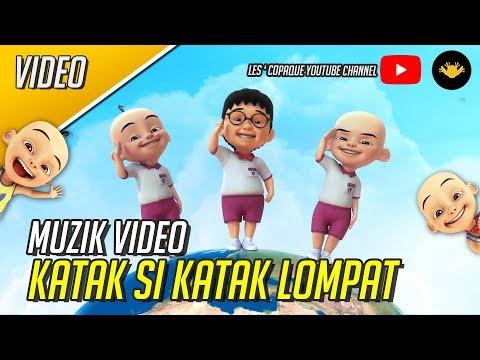 Upin & Ipin - Lompat Si Katak Lompat (Music Video)