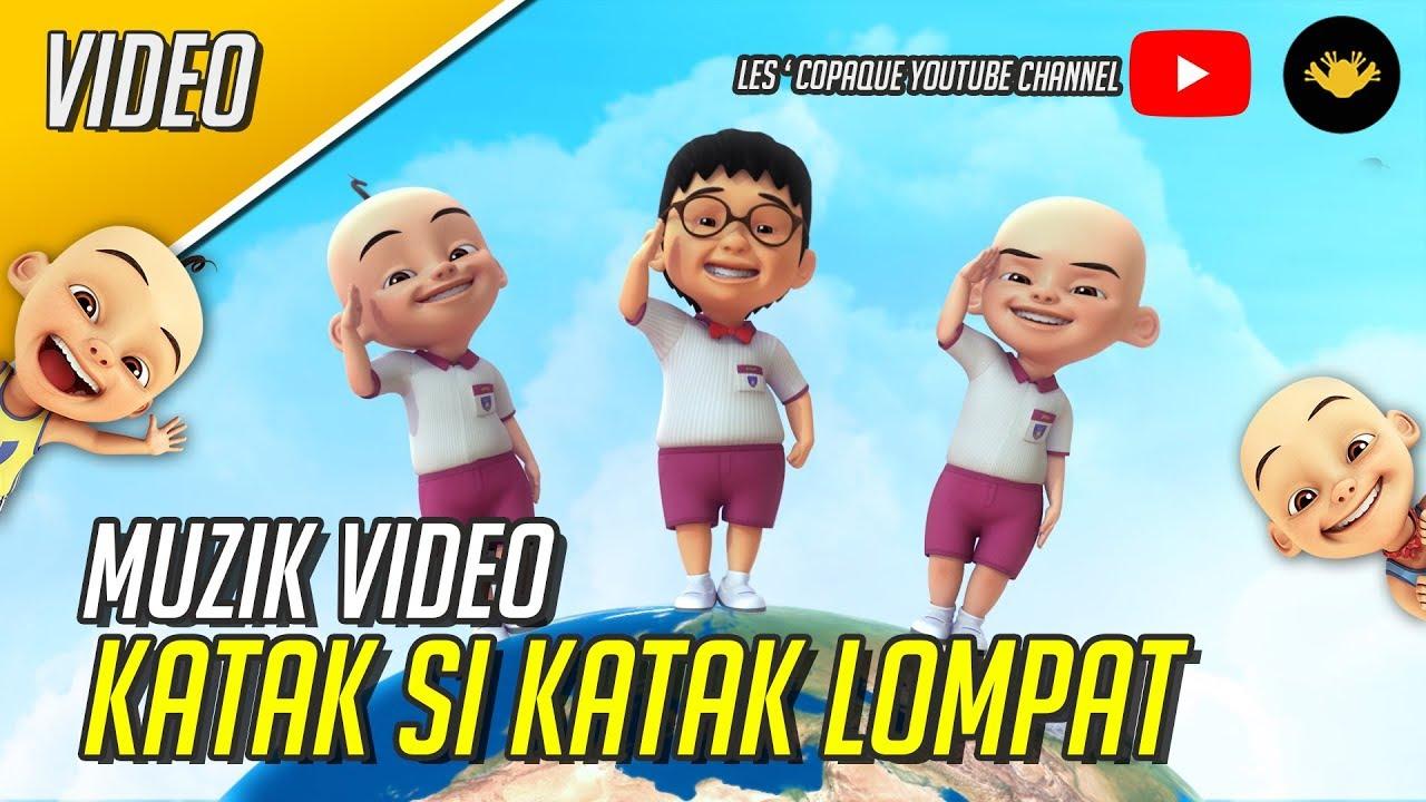 Upin & Ipin Lompat Si Katak Lompat Music Video