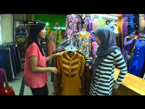 Destinasi Belanja di Pasar Baru Bandung - NET5