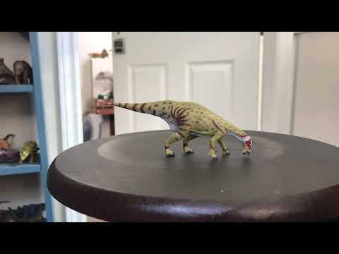 Dinosaur review 63 collecta 2020 fukuisaurus