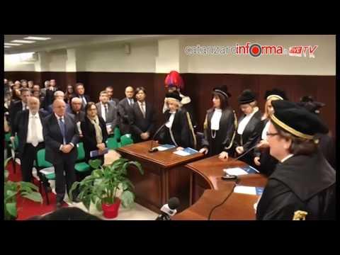 Inaugurazione anno giudiziario della Corte dei Conti