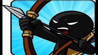 Stick War Legacy #2  Детский игровой мультик для детей Придерживайся Наследие войны