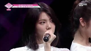 Produce48 Audition Performance Lee Kaeun Heo Yoonjin I do not own a...