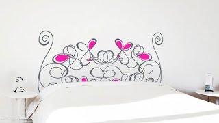 Gambar cover Decorar con Vinilos decorativos florales