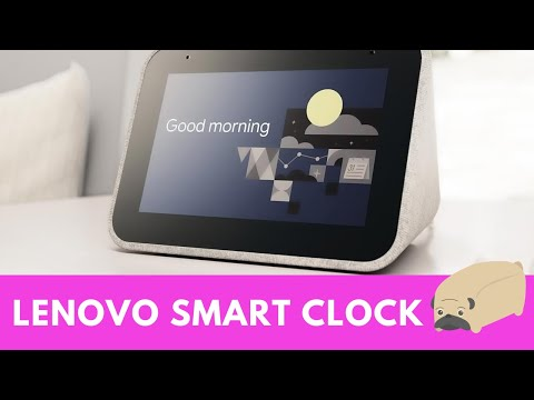 Lenovo Smart Clock Review: Connected and Classy