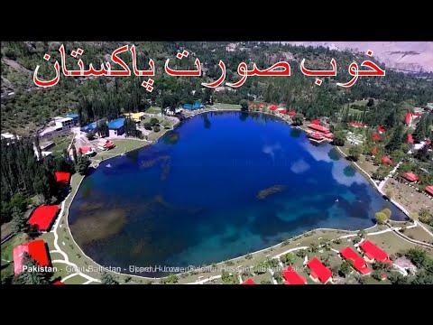 Beautiful Pakistan (Karachi to Gilgit Baltistan) from the Eye of Drone Cam-14 August ki khushi visit