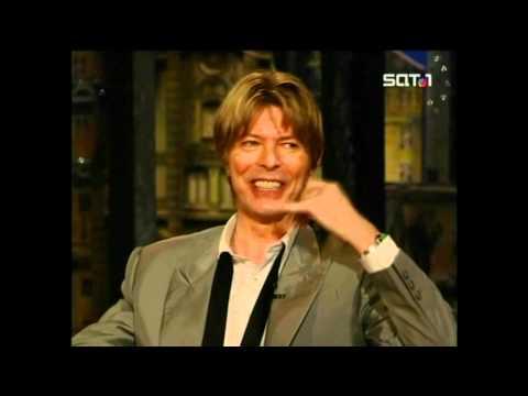 David Bowie Everyone Says  Hi + interview