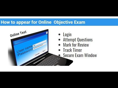 How to Appear for Online Exam ? - Online Exam Software