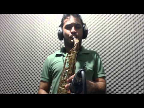 Perto Quero Estar -  Saxofonista Lucas Mota
