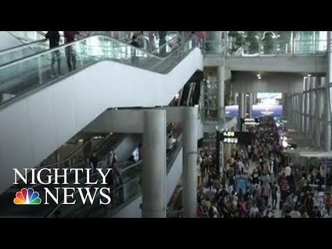 Travel Bans On Chinese Cities Expands As Fears Grow Over Coronavirus | NBC Nightly News