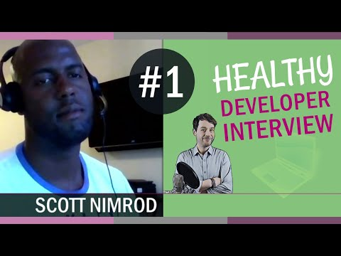 Scott Nimrod on Software Consulting, Testing, and Career