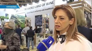 Հայկական գինին նոր սպառողների է գրավում Ռուսաստանում