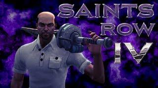 Saints Row IV - Pai de Família Poderoso
