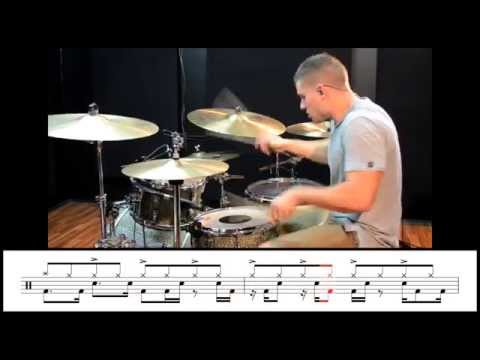 Troy Wright - Animals as Leaders - Song of Solomon - Live Transcript