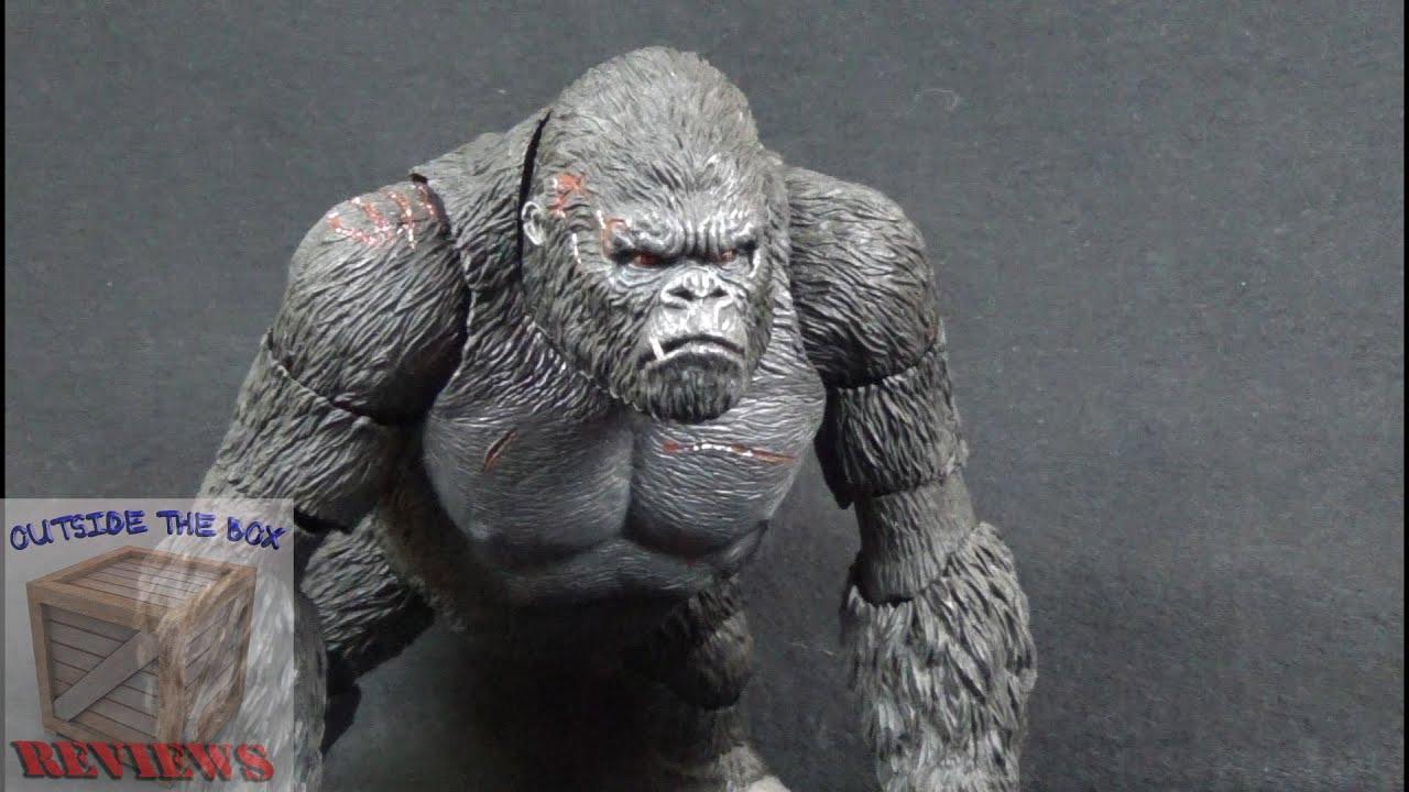 """""""King Kong"""" Bandai SH Monsterarts - YouTube"""