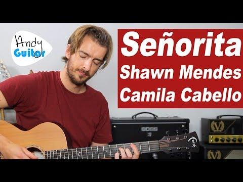 señorita---shawn-mendes,-camila-cabello-guitar-tutorial---how-to-play
