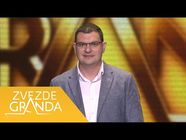 Miroslav Avramovic - Ljubav mi srce mori, Neznanka - (live) - ZG 1 krug 16/17 - 15.10.16. EM 4