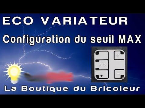 À Max Variateur Legrand L'eco ZComment Le Seuil A Régler De nkXN8O0Pw