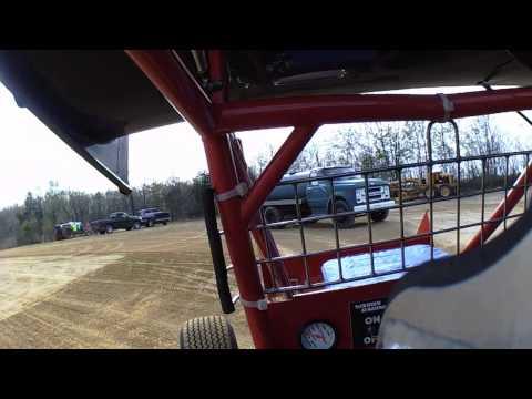 Sean Hosey engine heat Jackson County Speedway 4-24-15