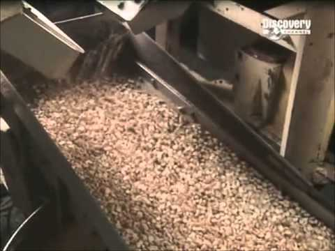 How it's made - Peanut butter
