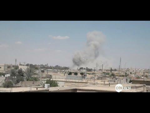 أخبار حصرية - مدينة #الرقة.. وأيام داعش الأخيرة في عاصمته السورية  - نشر قبل 2 ساعة