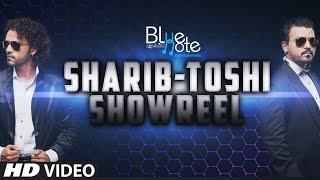 Sharib-Toshi Showreel 2016