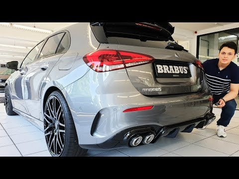 2020 Mercedes A Class AMG BRABUS B25 - A250 AMG NEW Full Review Interior Exterior Infotainment