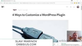 4 Ways to Customize a WordPress Plugin