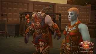Allods Online Astral Storm launch trailer