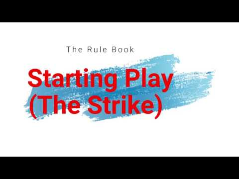 Starting Play
