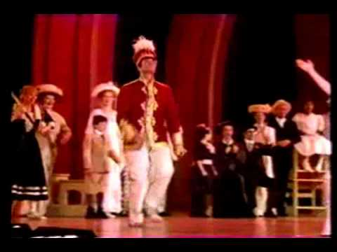 The Music Man 2000 Tony Awards