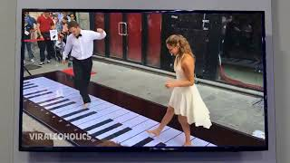 Top 10 AMAZING Street Performers Musicians Piano 2017