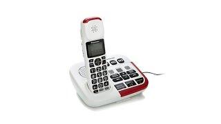 Panasonic Amplified Cordless Phone