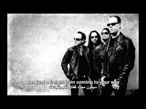 Metallica - No Leaf Clover lyrics ( مترجمة عربي )