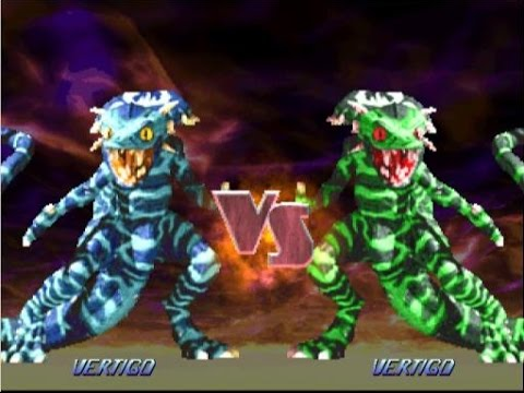 (Arcade) Primal Rage 2 - Vertigo gameplay in 1080p60 - YouTube