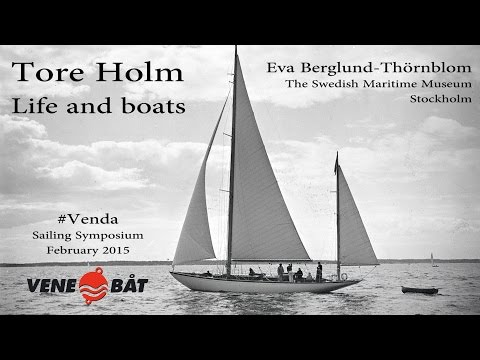 The history of yacht designer Tore Holm and the Holm boatyard
