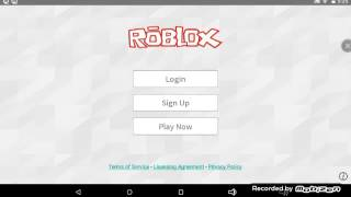 Roblox sorry for the short video.