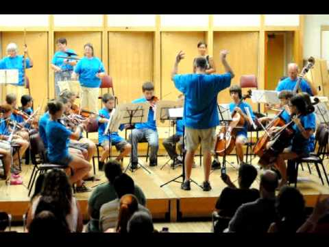 1812 Overture, Spencer Brook Strings Music Festival 2011